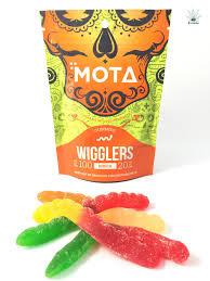 Mota Wigglers Gummy