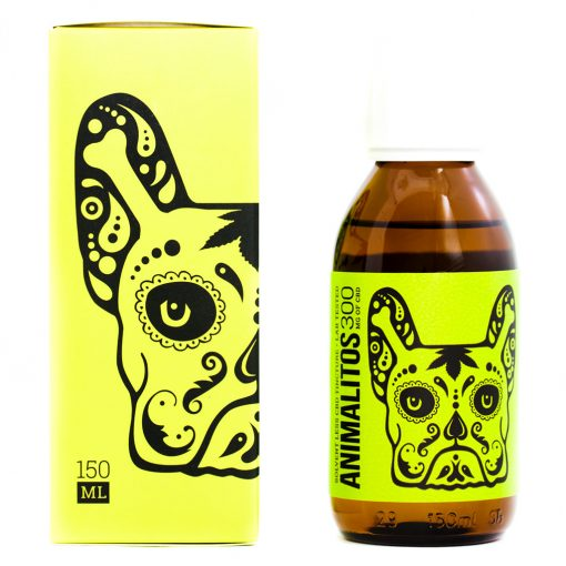 Animalitos CBD Dog Tincture