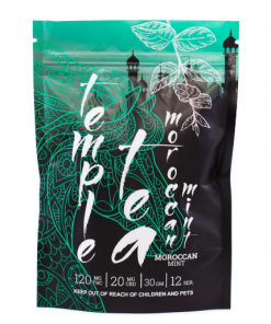 Temple Tea Moroccan Mint