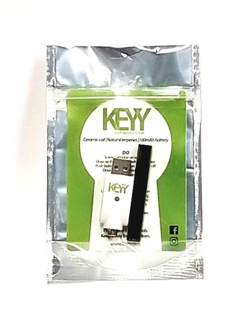 Keyy Battery & Charger