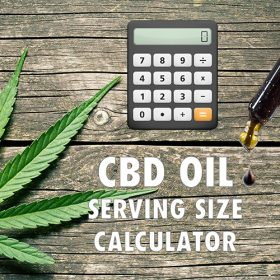 CBD OIL Calculator