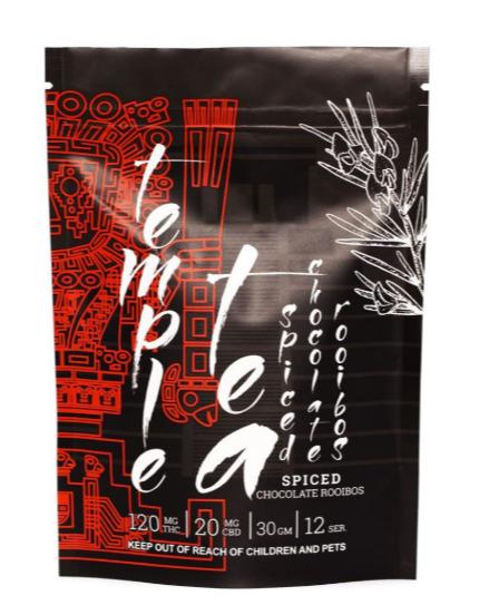 Temple Tea Spiced Chocolate Rooibos