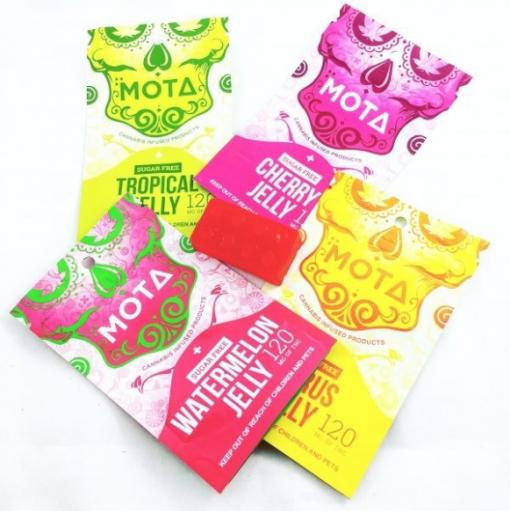 Mota Sugar free jelly