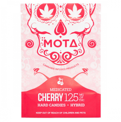 mota cherry hard candies Hybrid