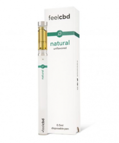 CBD Pen Natural 0.5 ml