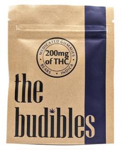 The Budibles Gummy Bears | buy weed edibles